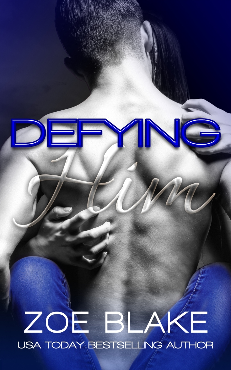 Defying Him eBook